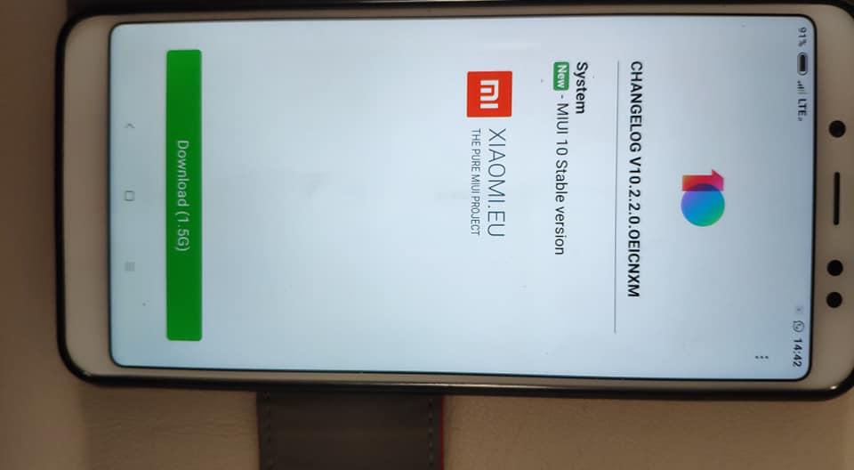 MIUI 10 - MIUI 10 0/10 1/10 2/10 3/10 4 STABLE RELEASE | Xiaomi