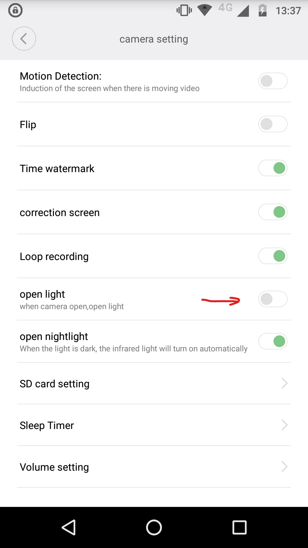Xiaomi Mijia Aqara Smart Ip Camera - Connection Timed Out