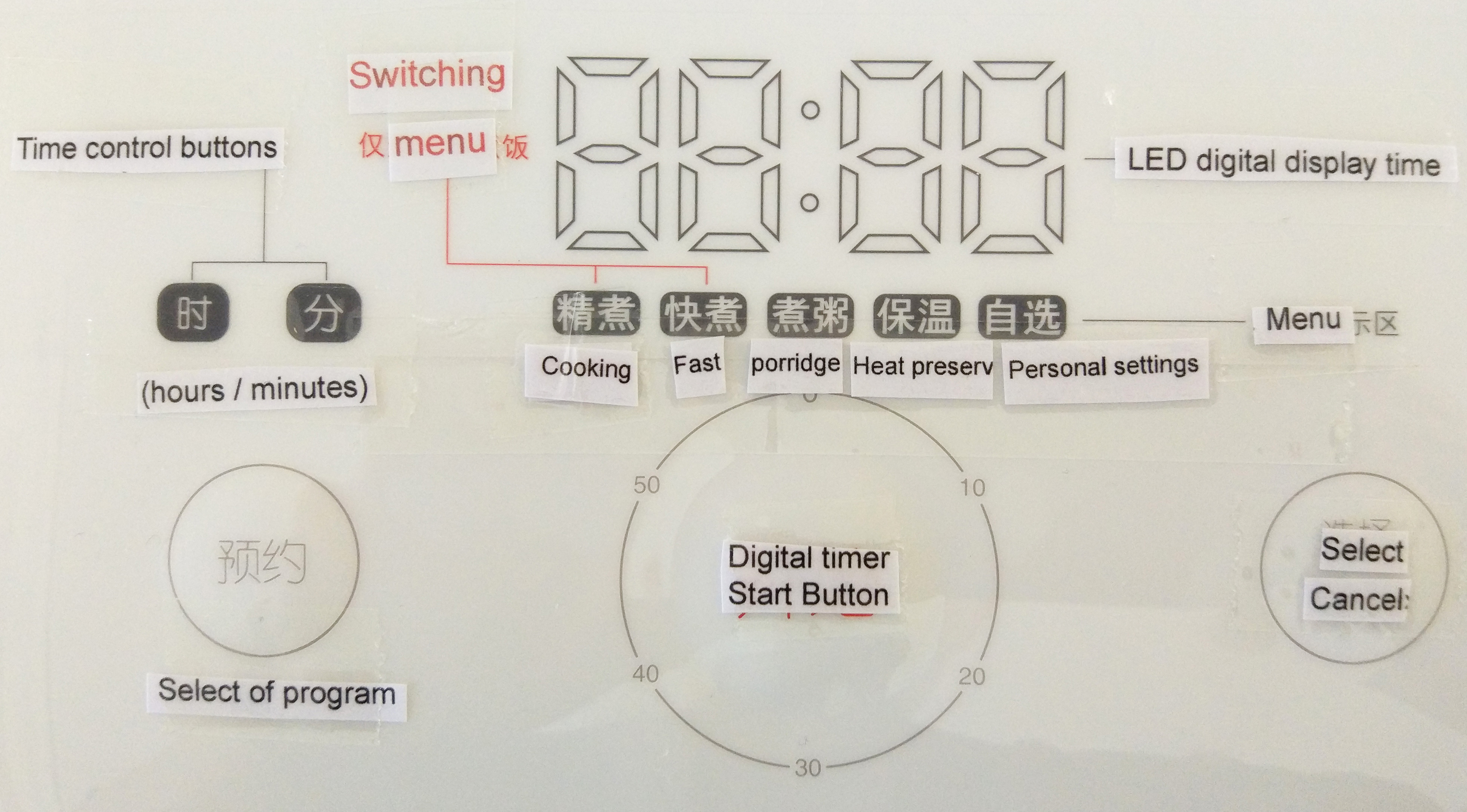 First Steps With A Ih Rice Cooker Outside China Xiaomi European Way Switch Diagram Light Between Switches 2 Pdf 68kb View Attachment 15686