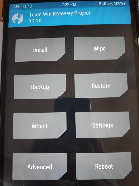 TWRP won't install | Xiaomi European Community
