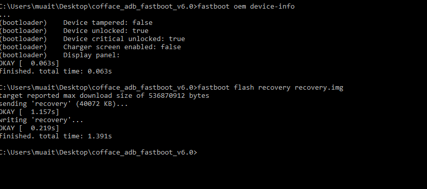 Bootloader Status Check / No Available Recovery | Xiaomi European