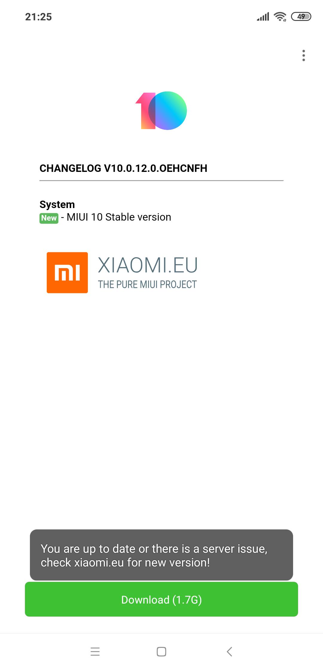Xiaomi European Community