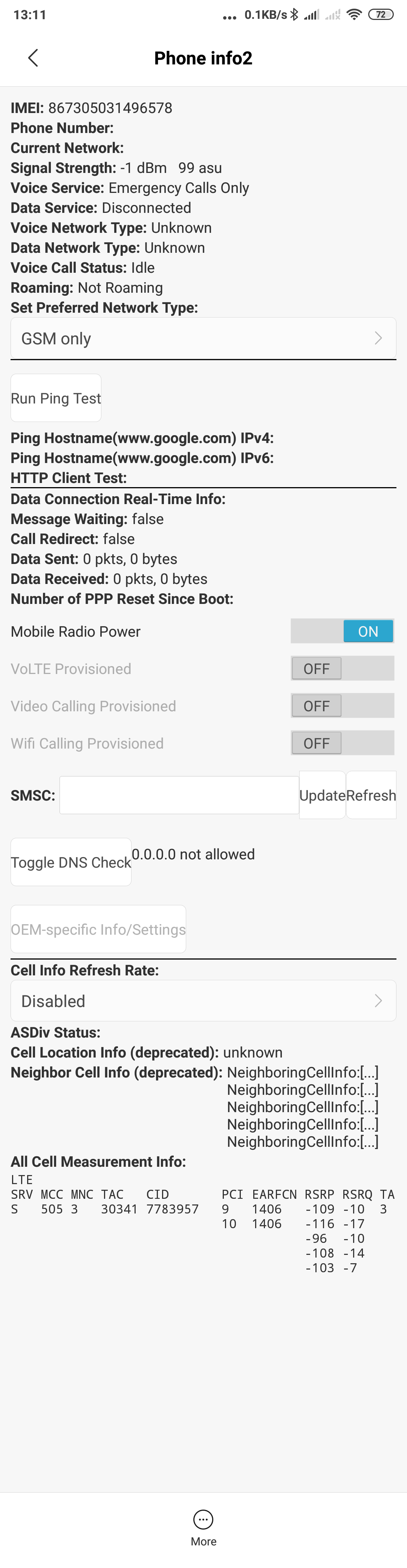 Resolved - Miui 10 2 2 0 SIM 2 can detect but no network