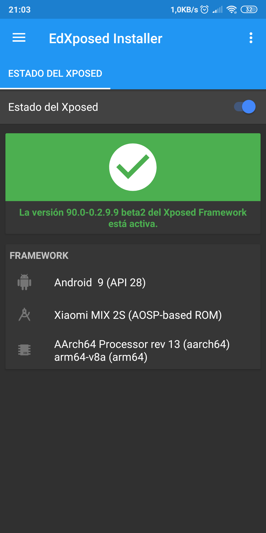 Magisk Module - Which to use for MIX2s | Xiaomi European