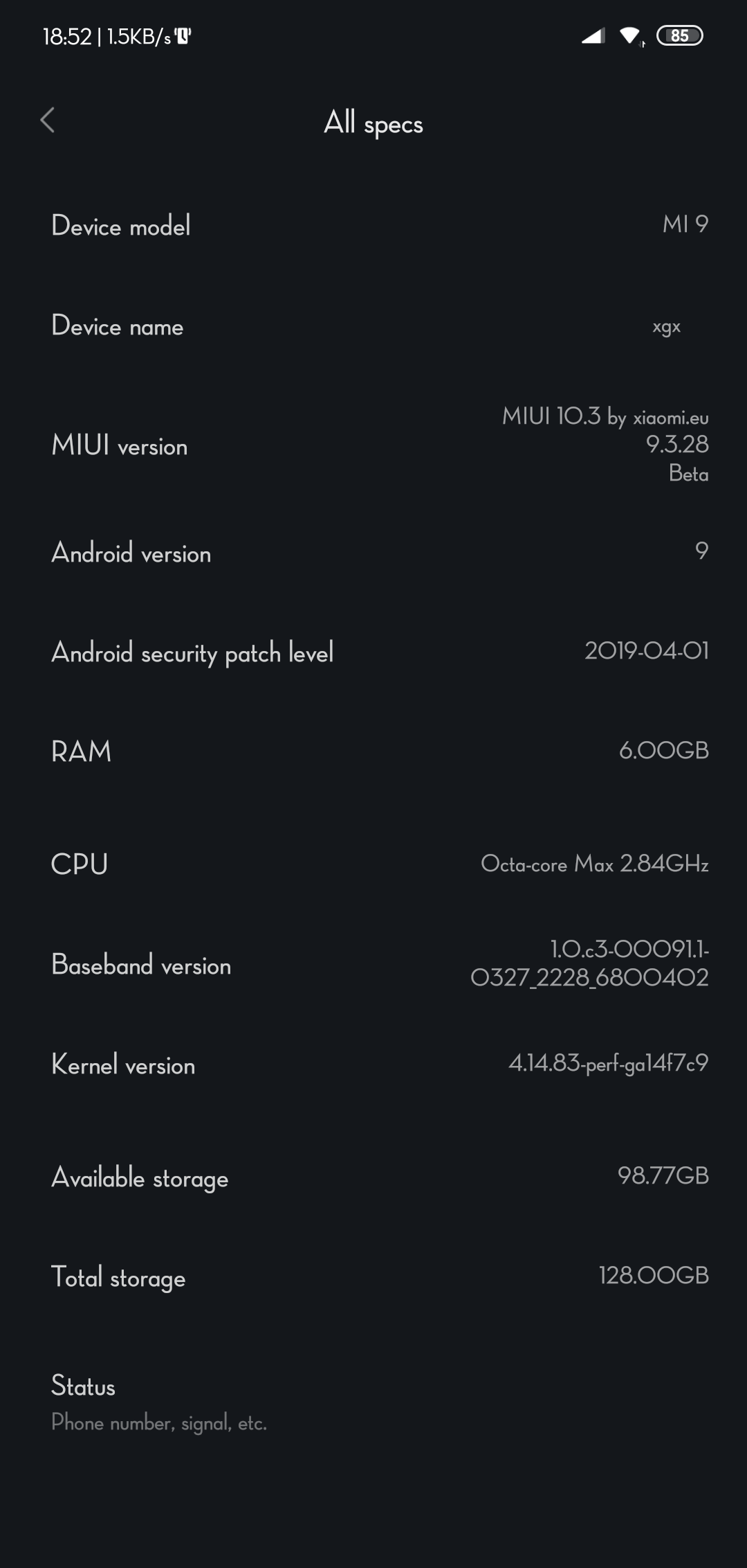 Widevine L1 / Netflix 15001 error | Xiaomi European Community
