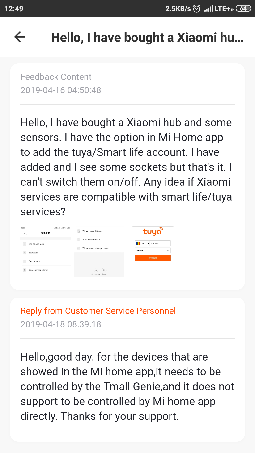 Integrate Tuya (Smart Life) in Mi Home app | Xiaomi European Community
