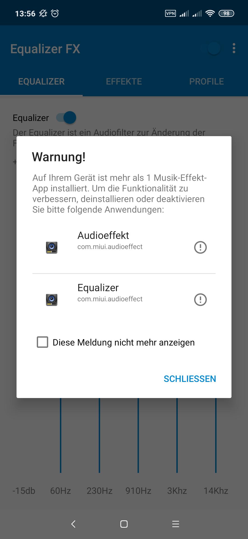 AudioFX exist in Xiaomi eu ROM? | Xiaomi European Community