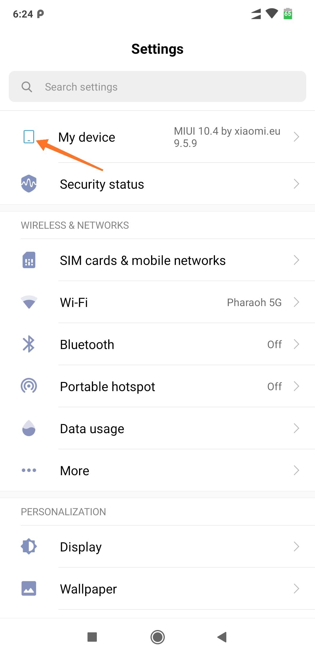 MIUI 10 4 - 9 5 9 | Xiaomi European Community