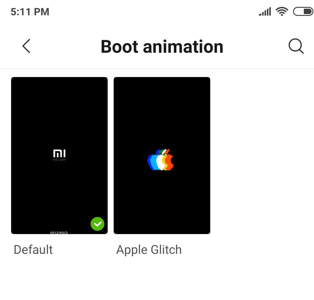 Tutorial] Use custom bootanimation on MIUI without need to root