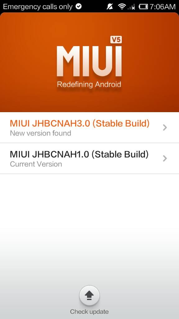Xiaomi Hongmi TD + WCDMA CWM+ROOT Guide | Xiaomi European