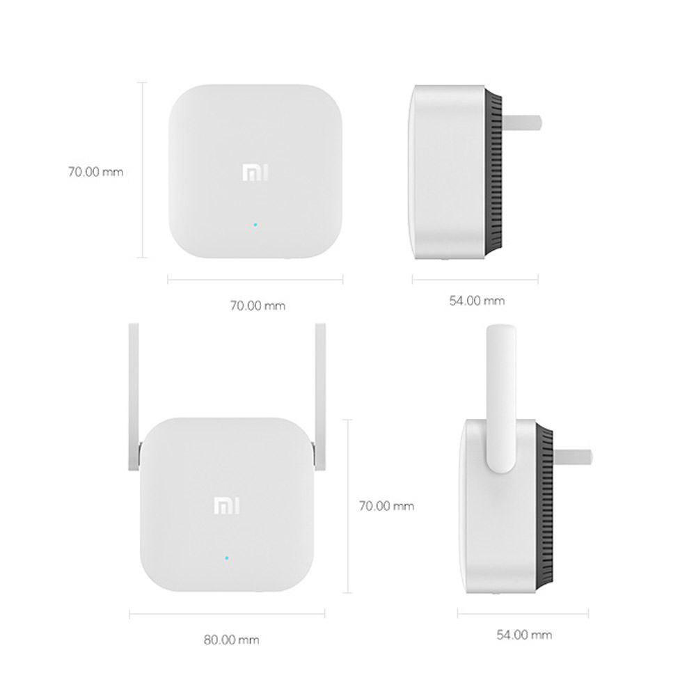 Xiaomi mi wifi powerline ofdm technology wifi access point for Point acces wifi exterieur