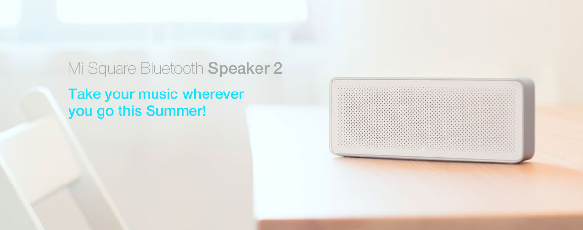 Xiaomi Square Box Design Bluetooth Speaker 2 (FXR4053CN)