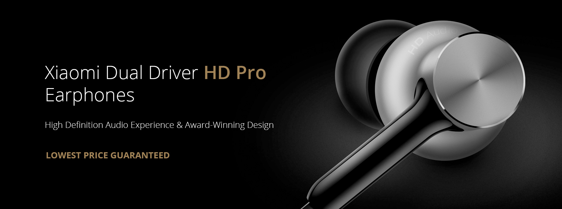 Xiaomi Dual Driver HD Audio Earphones