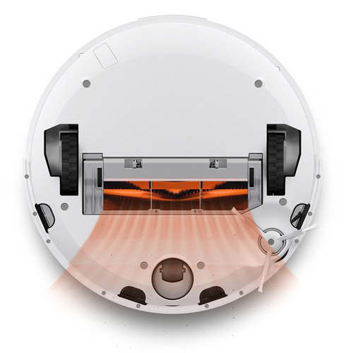Xiaomi MiJia Smart Room Vacuum Robot Rear