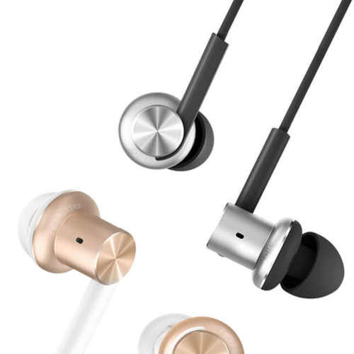 ​Xiaomi Pro Dual-Driver Wired Control Hi-Res HD Audio Earphones (QTEJ02YJ)