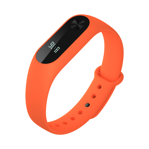 Xiaomi Mi Band 2 OLED Smart Fitness + Heart Rate Tracker (MGW4026CN)