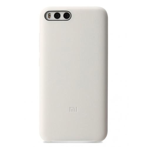 Xiaomi Mi 6 Soft Silicone Protective Case White